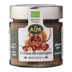 Crema di castagne Alpa