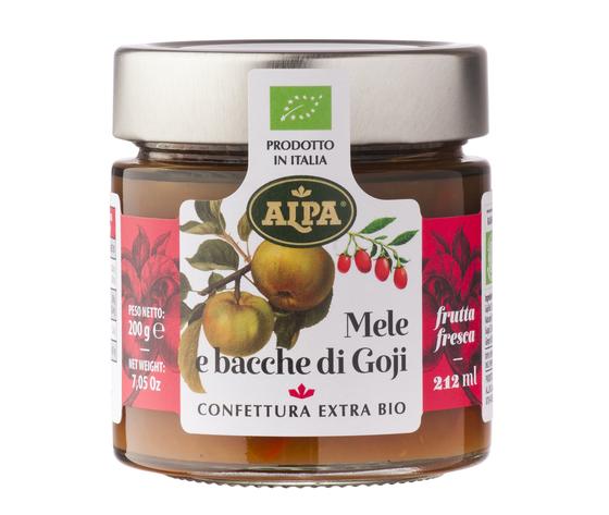 Confettura 212ml mele bacche