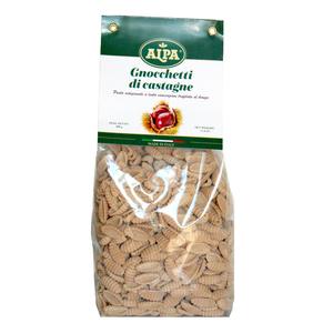 Gnocchetti di castagna Alpa