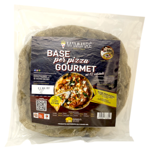 Base pizza gourmet Mammarè