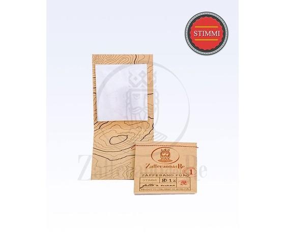 Zafferano in stimmi pack 5 monodose da 012 gr