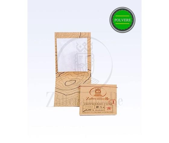 Zafferano in polvere pack 3 monodose da 012 gr 2