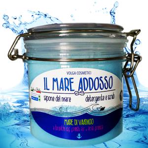 Il Mare Addosso - Detergente e Scrub - Mare di Vaadhoo 500gr