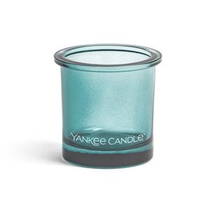 Porta Candela Sampler - Tea Light Pop - Verde ottanio