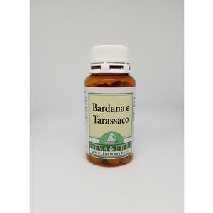 Bardana e Tarassaco Farma + Erbe 120 cpr