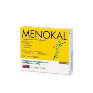 Menokal 30 cpr metabolismo