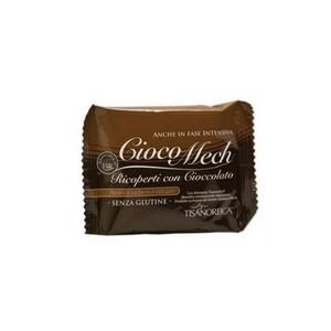 Tisanoreica Choco Mech Biscotto Fondente 9 pezzi