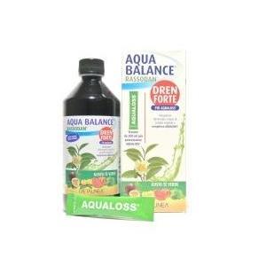 Dietalinea Aqua Balance Rassodan Dren Forte 500 ml Tè Verde