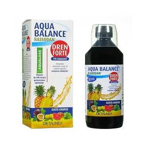 Dietalinea Aqua Balance Rassodan Dren Forte 500 ml Ananas