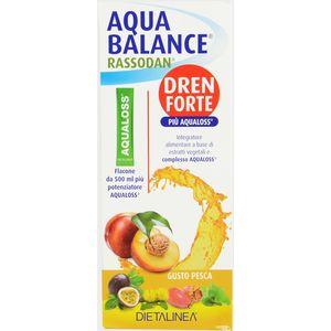 Dietalinea Aqua Balance Rassodan Dren Forte 500 ml Pesca
