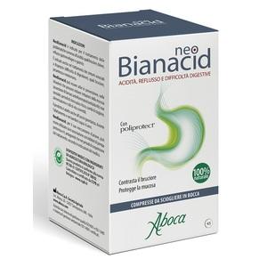Aboca NeoBianacid 45 compresse masticabili