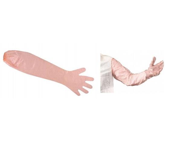 Guanti veterinari cryofarm con elastico %2850%29