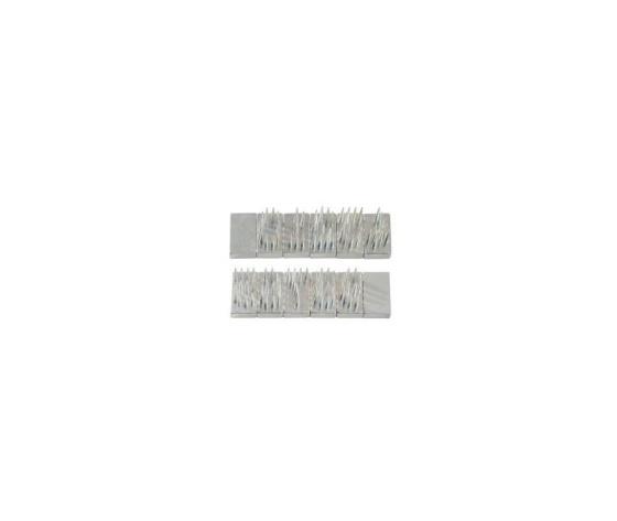 Lettera singola   base metallo per tatuatore 8 mm