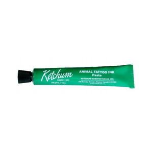 Tinta Tatuaggio Ketchum Verde