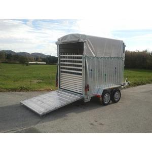 Carrello Agricolo Trasporto Animali Vivi (VERSIONE 30 QUINTALI)