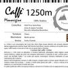 Caff%c3%a8 schede tecniche 1250m
