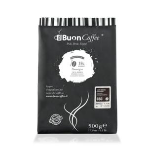 Caffè Filtro Americano 18c (CSC) Arabica 100%  da 500g Macinato