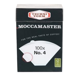Filtri di carta per Moccamaster 100Pz