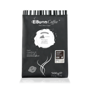 Caffè Filtro Americano 1250m (CSC) Arabica 100%  da 500g Macinato