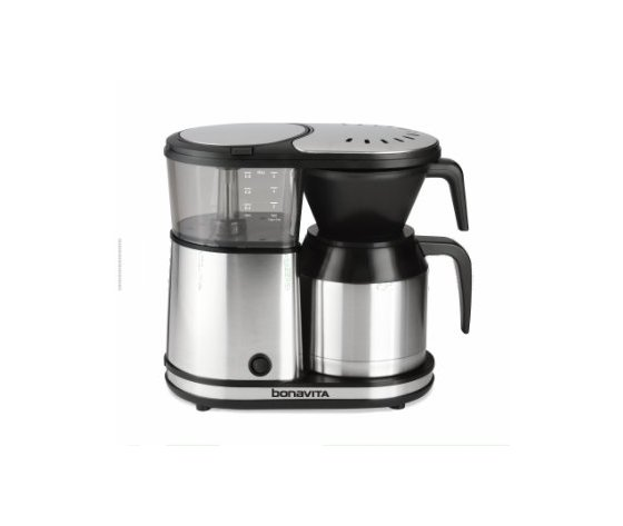 Macchina Caffè Americano Bonavita 5 cups Steel