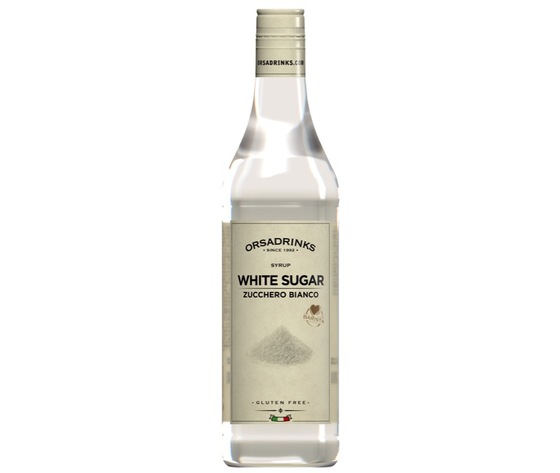 Sciroppo ODK Zucchero Canna White 750ml Vetro