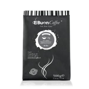 Caffè Filtro Americano 55g Arabica 100%  da 500g Macinato