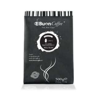 Caffè Filtro Americano 1819a Arabica 100%  pacco da 500g macinato