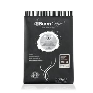 Caffè Filtro Americano N.1 (CSC) Arabica 100%  da 500g Grani