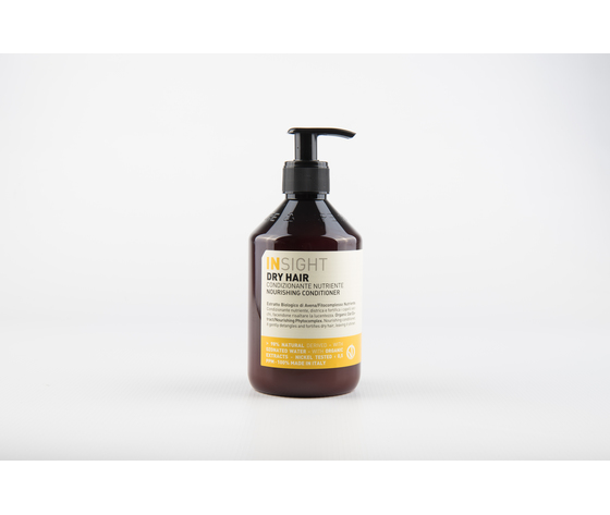Dry hair conditioner