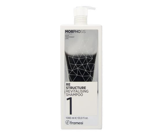 Framesi restructure revitalising shampoo 1000 ml 600x600