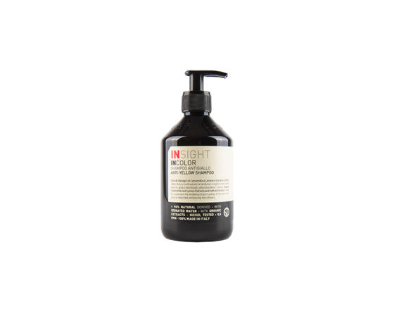 Incolor shampoo antigiallo