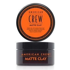 AMERICAN CREW CERA MATTE CLAY 85g