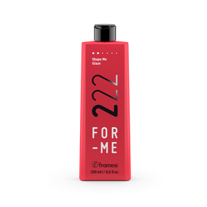"FRAMESI FOR ME ""SHAPE ME GLAZE-222"" 200ml"