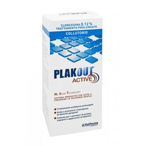 Emoform Plakout Active Collutorio 0,12 %