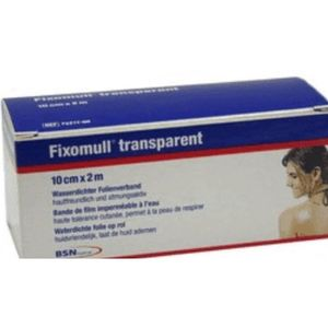 Fixomull® Transparent Rotolo di pellicola 10cm x 2 m