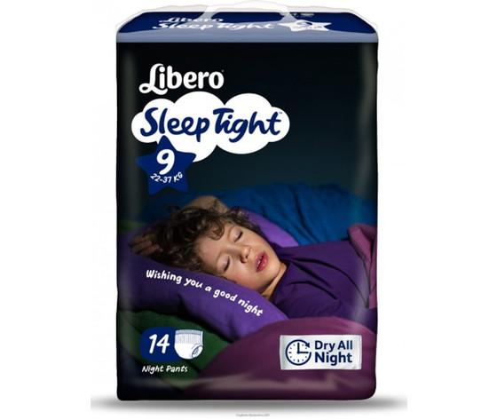 Libero sleeptight 9 10pz