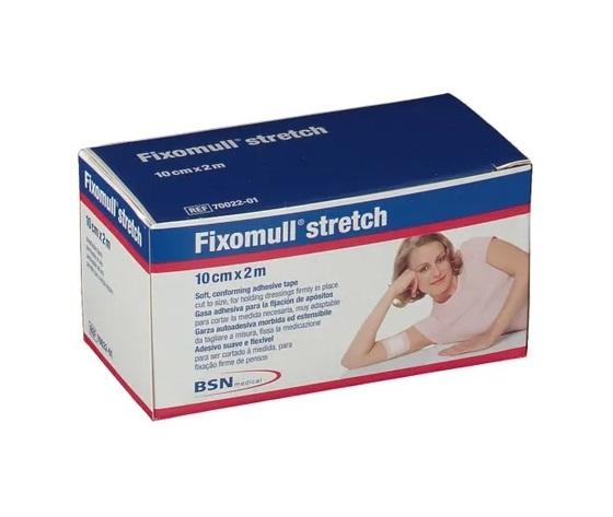 Fixomull stretch 10 cm x 2 m cerotto it900161225 p1