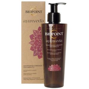 Biopoint Ayurveda Quintessenza di Bellezza Oleo-Impacco 150ML