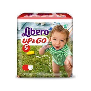 Libero Up&Go Pannolini 5 10 14 20 Pezzi