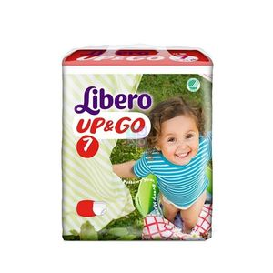 Libero Up&Go Pannolini 7 16 26 16 Pezzi