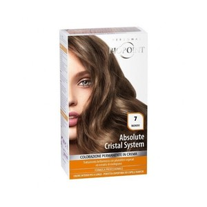BIOPOINT ABSOLUTE CRISTAL SYSTEM N. 7 BIONDO