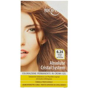 BIOPOINT ABSOLUTE CRISTAL SYSTEM N. 6.24 CASTANO MACADAMIA