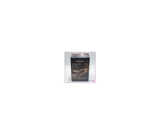 Biopoint orovivo trattamento colorante in olii preziosi 518 castano chiaro choco ice