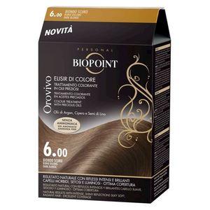 BIOPOINT - KIT COLORE OROVIVO 6.00 BIONDO SCURO - 8051772484835