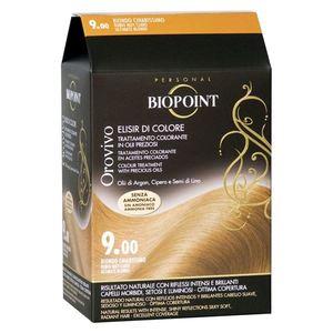 BIOPOINT - KIT COLORE OROVIVO 9 BIONDO CHIARISSIMO - 8051772483531