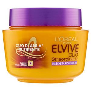 L'Oreal Elvive Olio Starodinario Maschera ricci sublimi 300 ml
