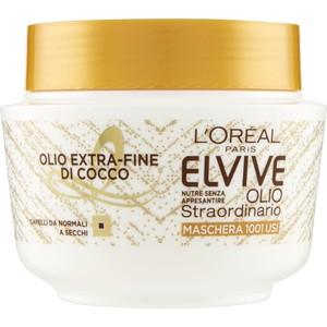 L'Oréal Paris Elvive Olio Straordinario Cocco, 300 ml