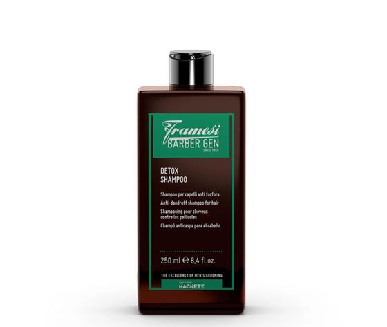 Barber gen detox shampoo