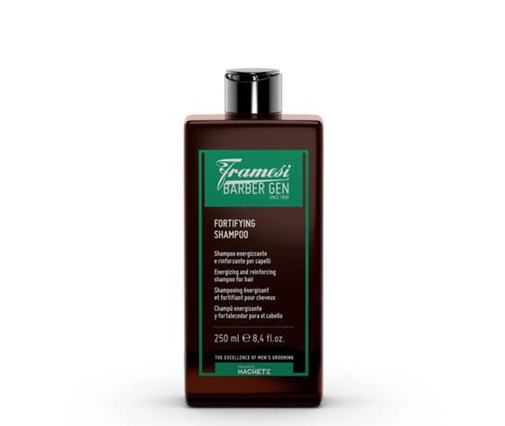 Barber gen fortifying shampoo