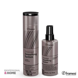 Framesi Smoothing System Kit Shampoo 250 ml + Leave-in 150 ml